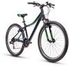 s'cool troX cross 26 21-S - Vélo junior Enfant - noir